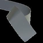Reflexband , silber