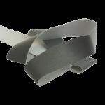 Reflexband , silber , elastisch
